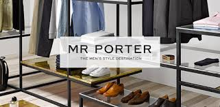 MR PORTER | <b>Luxury Men's</b> Fashion - Apps on Google Play