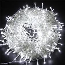<b>SICCSAEE</b> Outdoor christmas <b>led</b> string lights 100M 20M <b>10M 5M</b> ...