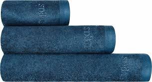 Полотенце <b>Togas</b> Пуатье, синий, 50 х 100 см — купить в ...