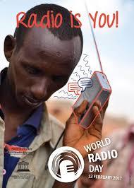 Resultado de imagen para dia mundial de la radio 2017