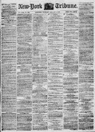 New-York daily tribune. [volume] (New-York [N.Y.]) <b>1842</b>-1866 ...