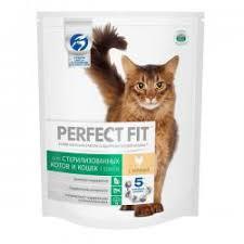 <b>Корма</b> для кошек Perfect Fit