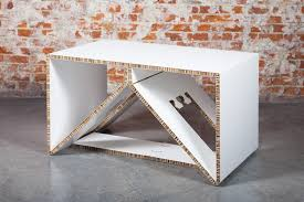 cardboard furniture makes flat pack recyclable furniture for every room inhabitat green design innovation architecture green building cardboard furniture