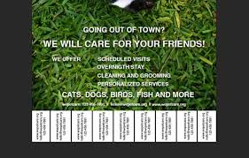 How To: Make a Purrfect Pet Sitting Flyer - Printaholic.com How To: Make a Purrfect Pet Sitting Flyer - Step 4