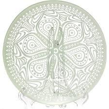 <b>Тарелка Pasabahce</b> Бохо (10335Slbd45) (Зеленая, <b>глубокая</b>, 22 ...