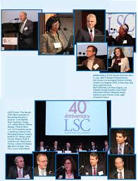 annual report legal services corporation america s lsc40 closing event