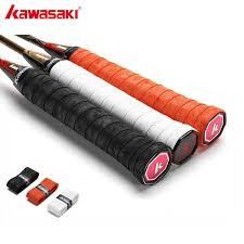10Pcs/<b>lot Kawasaki Brand</b> Anti slip Tennis Over Grip Tape ...