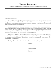 cover letter for new career template cover letter for new career
