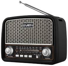 <b>Радиоприемник SVEN SRP-555</b> — купить по выгодной цене на ...