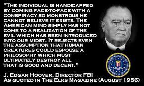 「Director J. Edgar Hoover」の画像検索結果
