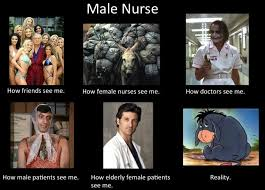 male nurse humor on Pinterest | Nurses, Meme and People via Relatably.com