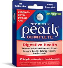 <b>Probiotic Pearls Complete</b>® / 90 softgels - Nature's Way®.