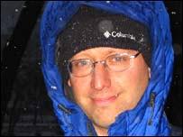 Steve Rosenberg: No worries travelling across Russia - _39568331_steve203