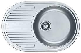 """Врезная <b>кухонная мойка FRANKE PML</b> 611 3.5"""" 77х50см ..."""
