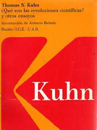 Resultado de imagen para thomas kuhn naturaleza y necesidad de las revoluciones cientificas word