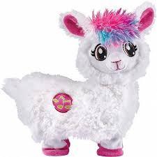 <b>Интерактивная игрушка Zuru Pets</b> Alive Танцующая Лама - 9515Z ...