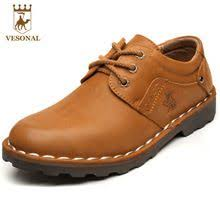 VESONAL Brand Business <b>Genuine Leather</b> Man Casual Shoes ...