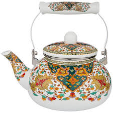 <b>Чайник эмалированный 2.5 л</b> - Agness (артикул 934-330)
