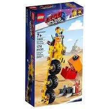 Конструктор lego the <b>lego movie 70823 трехколёсный</b> велосипед ...