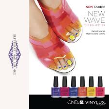 cnd shellac new wave ecstasy гелевое покрытие 91410 7 3 мл