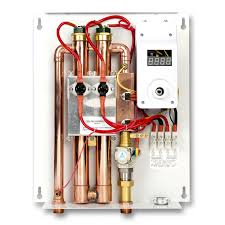 ecosmart eco 18 electric tankless water heater patented self product advantages