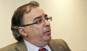 Fernando Mora, este miércoles en las Cortes regionales. Foto: Héctor Martín. - fernando-mora(3)