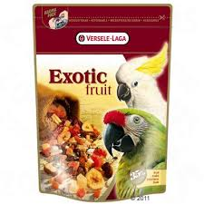 <b>Versele</b>-<b>Laga Exotic Fruit</b> - фруктовая смесь для попугаев