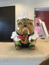 <b>China pug</b> on reception desk - Picture of Hotel Corsignano - Pienza ...