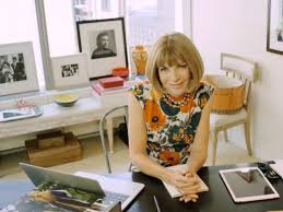 take the tour of anna wintours vogue office mydomaine anna wintour office google