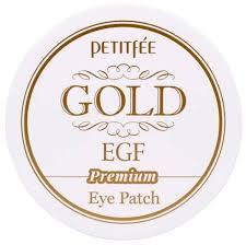 Купить Petitfee <b>Гидрогелевые патчи</b> для век с золотыми ...