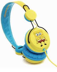 <b>Наушники COLOUD SpongeBob Square</b> купить - низкая цена в ...