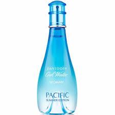 Davidoff <b>Cool Water</b> Woman <b>Pacific Summer</b> Edition - The Beauty ...