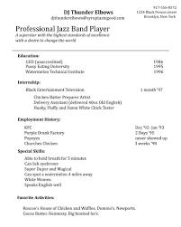 disc jockey resume clean and minimal dj resume template included graphicriver wedeejay dj resume press kit 5616307