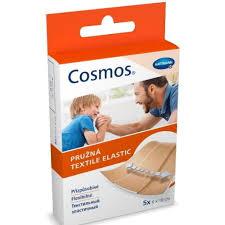 Купить <b>Пластырь</b> Cosmos <b>Textile elastic</b> (текстильный ...