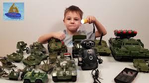 Игровой Набор Детские Военные машинки   Игрушечные ...