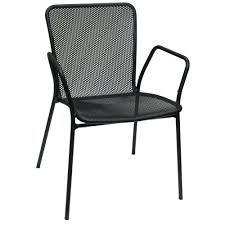 outdoor dining patio seating black
