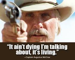I love Lonesome Dove on Pinterest | Lonesome Dove, Lonesome Dove ... via Relatably.com