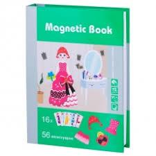 <b>Развивающие</b> настольные <b>игры MAGNETIC BOOK</b> (Магнетик Бук ...