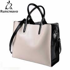 2018 New <b>100</b>% <b>genuine leather bag</b> designer <b>handbags</b> high ...