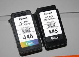 Инструкция по заправке <b>картриджей CL</b>-<b>446</b> и <b>PG</b>-<b>445</b> для <b>Canon</b> ...