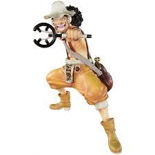 Купить <b>Фигурка Bandai</b> Zero One Piece King Of Snipers Usopp в ...
