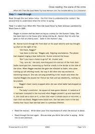 teachit reading fiction 4 preview