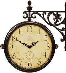 <b>Часы настенные</b> двухсторонние на подвесе в Казани 🥇