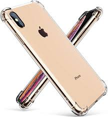 GVIEWIN Crystal Clear iPhone Xs Max <b>Case</b>, <b>Soft TPU</b> Cover