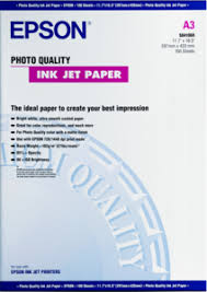 <b>Epson Photo Quality</b> Ink Jet Paper - A3+ 100 Sheets | Epson ...