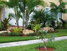 Small Picture tropical garden bed ideas Landscaping Gardening Ideas