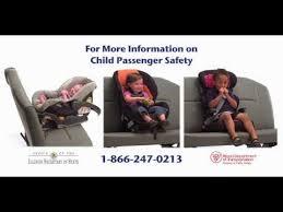 Child <b>Passenger</b> Safety Requirements