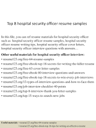 hospital security guard sample resume college board essay examples hospital security guard sample resume hospital security guard sample resume