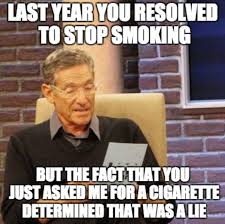 Smoking Meme | The Famous Quotations via Relatably.com