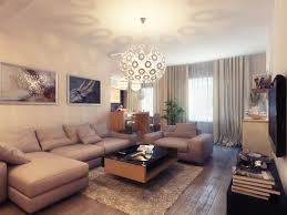 living room furniture spaces inspired: superb living space using sectional sofa and glass coffee table
